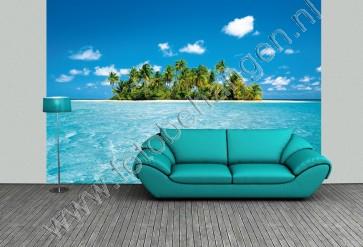 Fotobehang Maldive dream