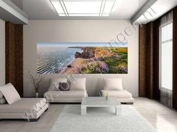 Fotobehang Nordic Coast