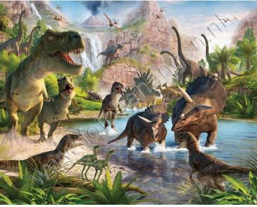 Walltastic Dinosaurussen XXL