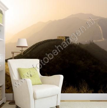 Vlies fotobehang Chinese Muur