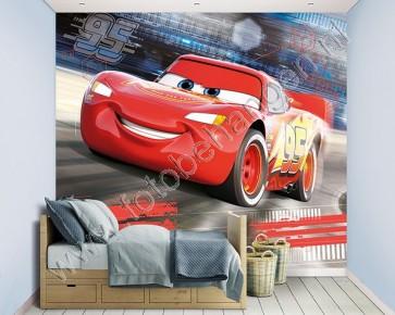 Disney Cars XXL behang
