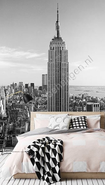 Muurposters New York.Muurposter Empire State Building