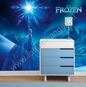 Vlies fotobehang Disney Frozen