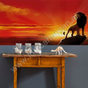 Muurposter The Lion King