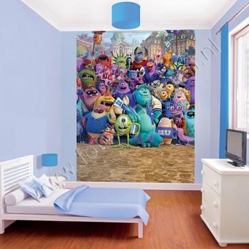 Walltastic Monsters University XL