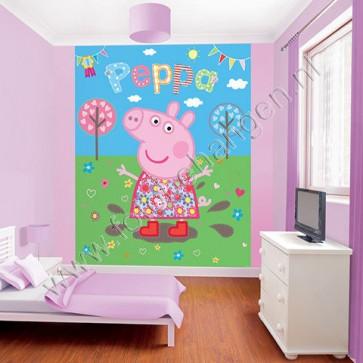 Walltastic Peppa Pig XL