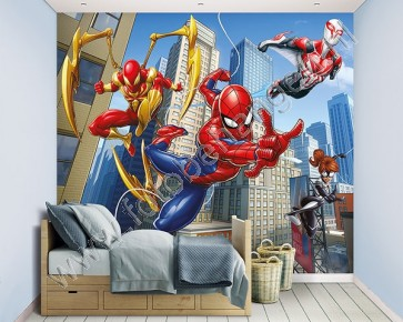 Walltastic Spiderman XXL