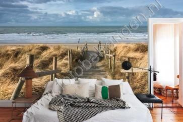 Fotobehang Noordzee