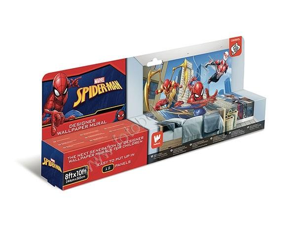 Walltastic Spiderman XXL | Fotobehangen.nl