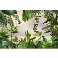 Vlies fotobehang Jungle