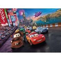 Fotobehang Cars Race