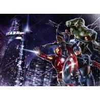 Fotobehang The Avengers