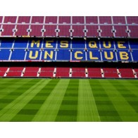 Vlies fotobehang Camp Nou Barcelona