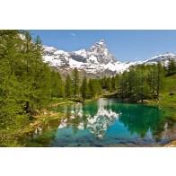 Vlies fotobehang Matterhorn