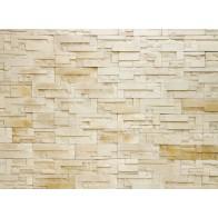 Fotobehang Sandstone Wall
