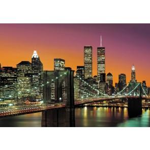 Fotobehang Manhattan