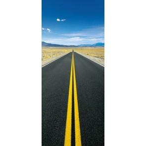 Deurposter Highway