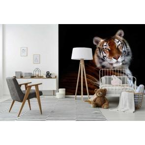 Vlies fotobehang Bengaals tijger