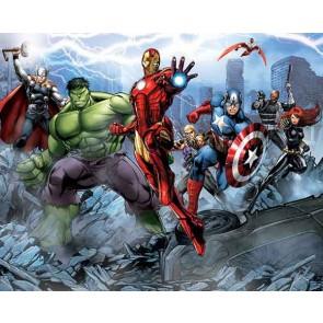Walltastic Avengers XXL