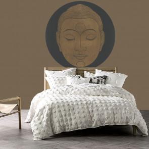 Behangcirkel Boeddha