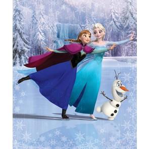 Walltastic Disney Frozen Skating XL