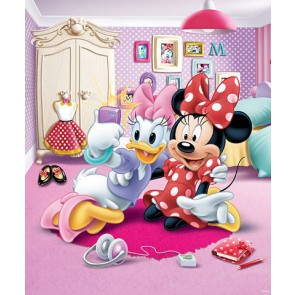 Walltastic Disney Minnie Mouse XL