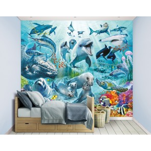 Walltastic Onderwater Sea Adventure XXL