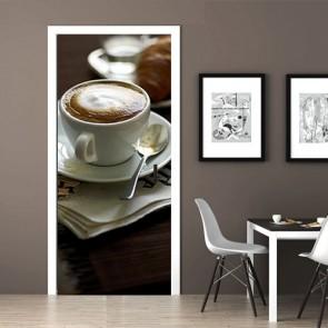 deurposter koffie