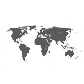Airtex fotobehang wereldkaart_380x254