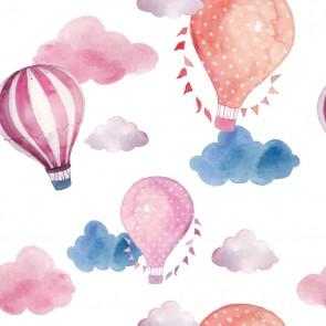 Vlies fotobehang Luchtballon