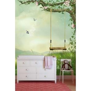 Baby Behang Jongen.Fotobehang Kinderkamer En Baby Behang Voor Een Nieuwe Look