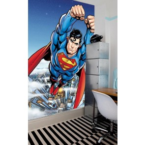 Fotobehang Superman