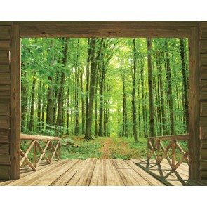 Walltastic Woodland Forest XXL