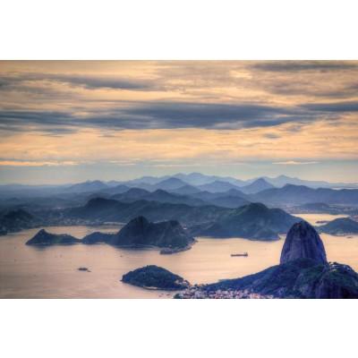 Vlies fotobehang Rio de Janeiro