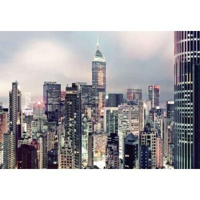 Fotobehang Skyline
